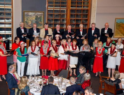 A Look Back: Brisbane Club Chorale