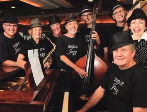 Nearly 20 Years from Jazz to Swing