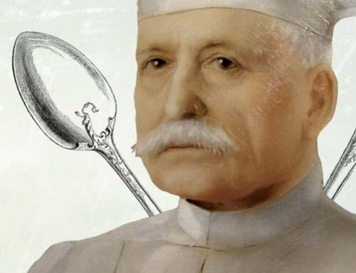Gourmet Enthusiasts – Escoffier and the Menu from the Titanic